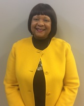 Claudia Wall, Coordinator of Student Engagement and Community Services, Virginia Union University