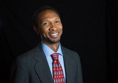 Prof. Sylvester Johnson, Founding Director of the Virginia Tech Center for Humanities, Virginia Tech