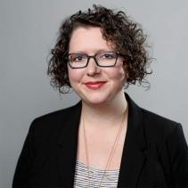 Rachel Lin Weaver, Assistant Professor of Creative Technologies, School of Visual Arts, Virginia Tech